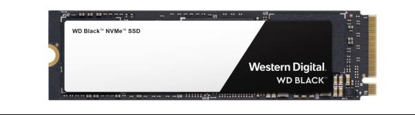 西部数据推出具备强大NVMe性能的新款游戏固态硬盘 提升用户游戏体验