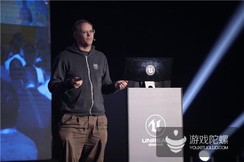 虚幻引擎之父:打造全平台互通是游戏的未来