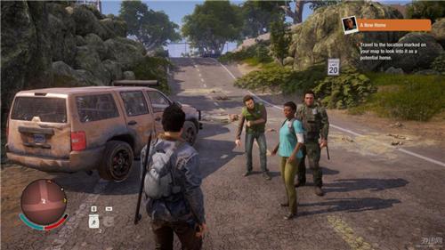 丧尸题材生存游戏《腐烂国度2》发售不到一周玩家数超越100万
