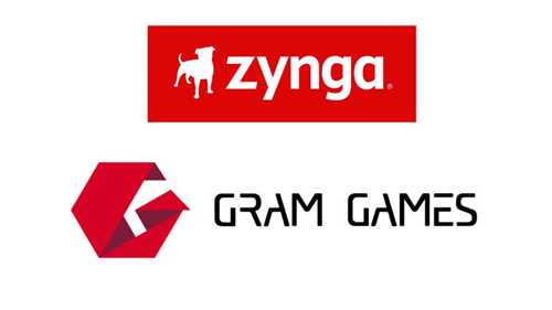 Zynga以2.5亿美元收购休闲游戏厂商Gram Games, 后者日活跃用户达300万