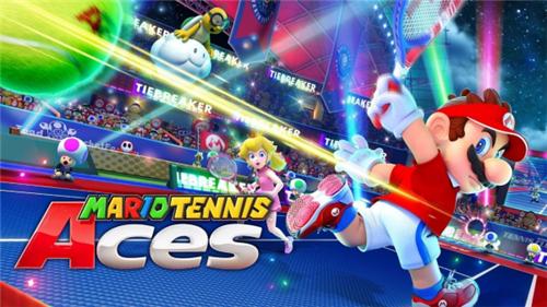 没法去日本参加官方锦标赛?去斗鱼参加马里奥网球ACES公开赛