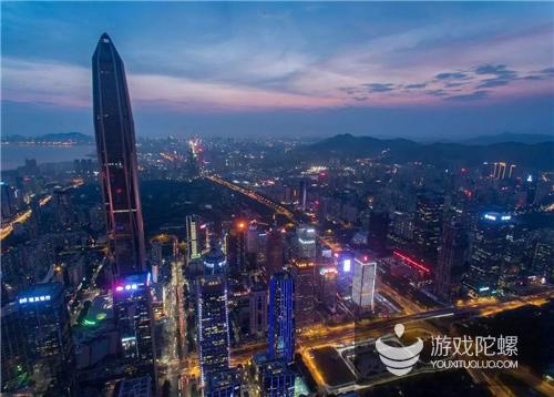 深圳为什么少有电竞俱乐部 | 在广深