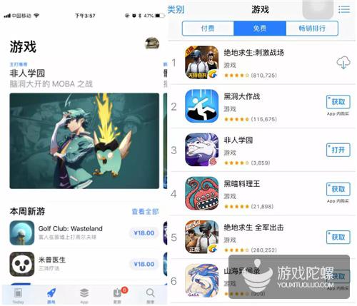 苹果推荐,首日登免费榜TOP3,这款画风奇特的MOBA为何能异军突起