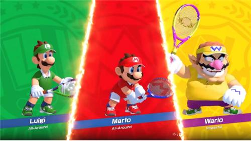更像格斗游戏的网球大赛?速去斗鱼围观马里奥网球Aces公开赛