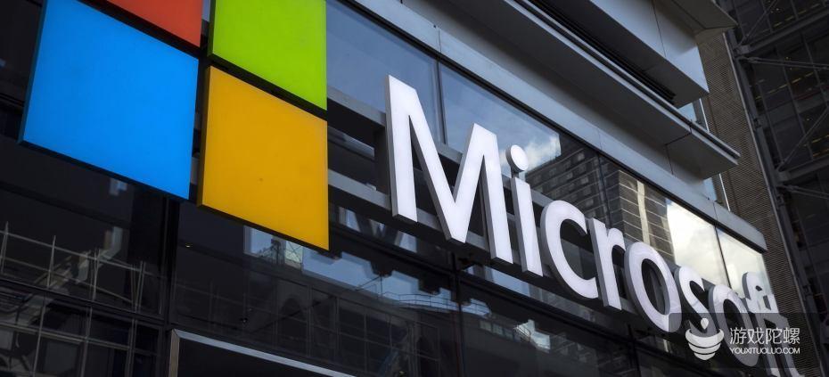 微软2018财年总营收1103.6亿美元,游戏业务营收占比9.4%