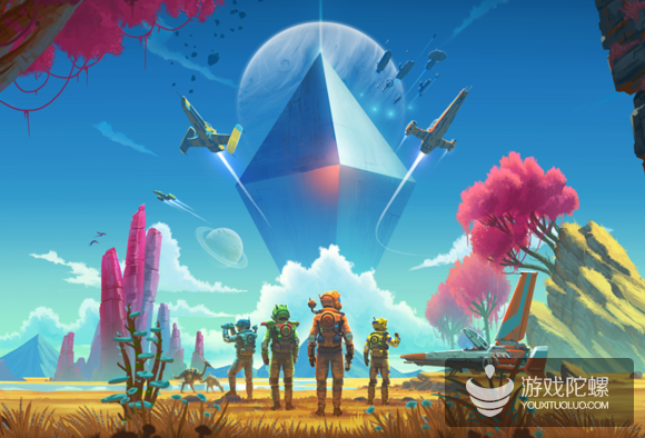Steam周销量排行榜:《无人深空》杀入榜首,《怪物猎人》紧随其后