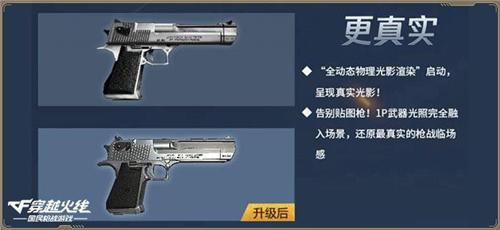 2.0版本助力CF手游品质跨越式升级,国民枪战手游续写传奇