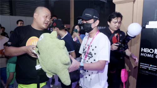 Chinajoy最后一日 游族展区精彩不断 玩家热情不减