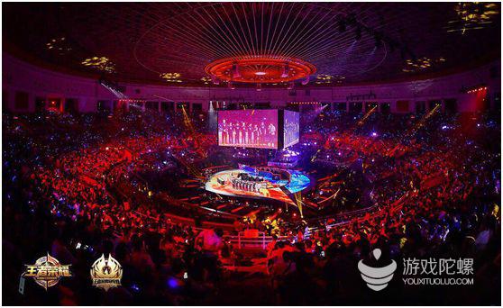 王者荣耀冠军杯QGhappy卫冕,KPL出征亚运会表演赛将带来下一个移动电竞高潮