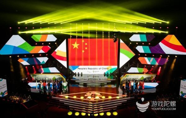 中国队亚运会电竞项目首金,《王者荣耀国际版(AOV)》夺冠