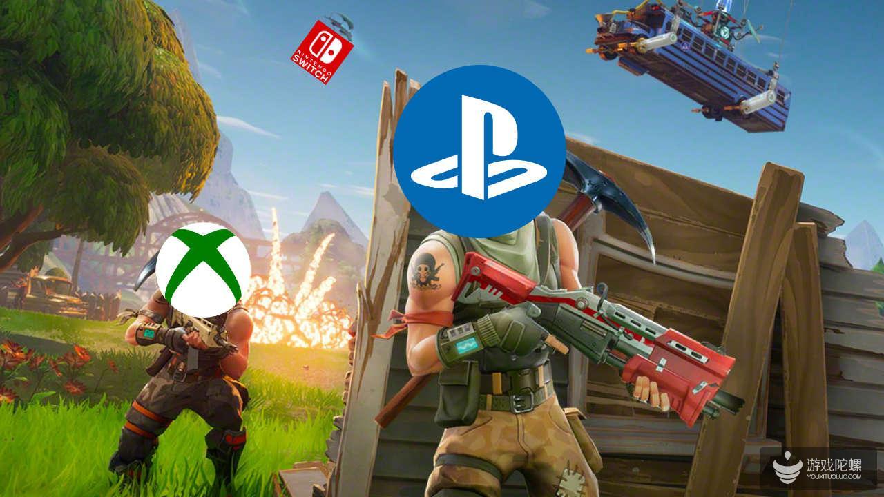 终于!PS4宣布支持与Xbox One和Switch的跨平台对战
