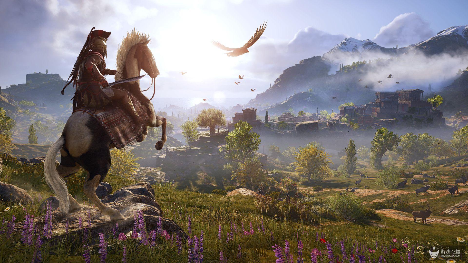 《奥德赛》霸屏,国产独立游戏《中国式家长》杀进前十|Steam周销量榜