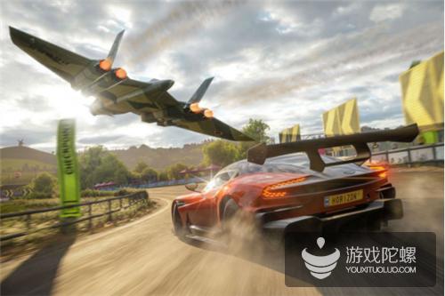 今年最佳赛车游戏!《极限竞速:地平线4》首周玩家数已破200万