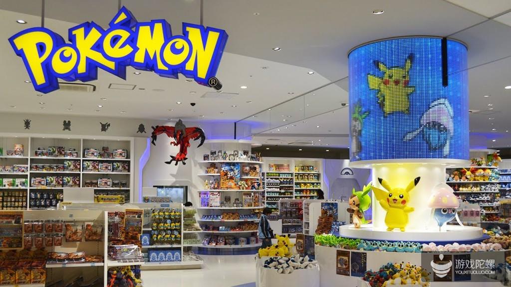 任天堂首个海外精灵宝可梦中心计划设于新加坡