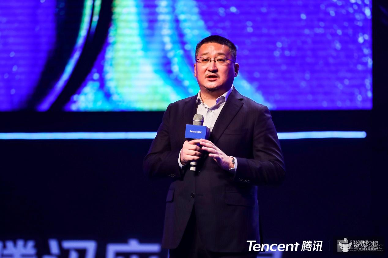腾讯侯晓楠:内容、流量双向升级助力游戏分发