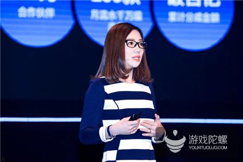 """腾讯于小雨:应用宝""""新生态战略"""" 为游戏分发注入新动力"""