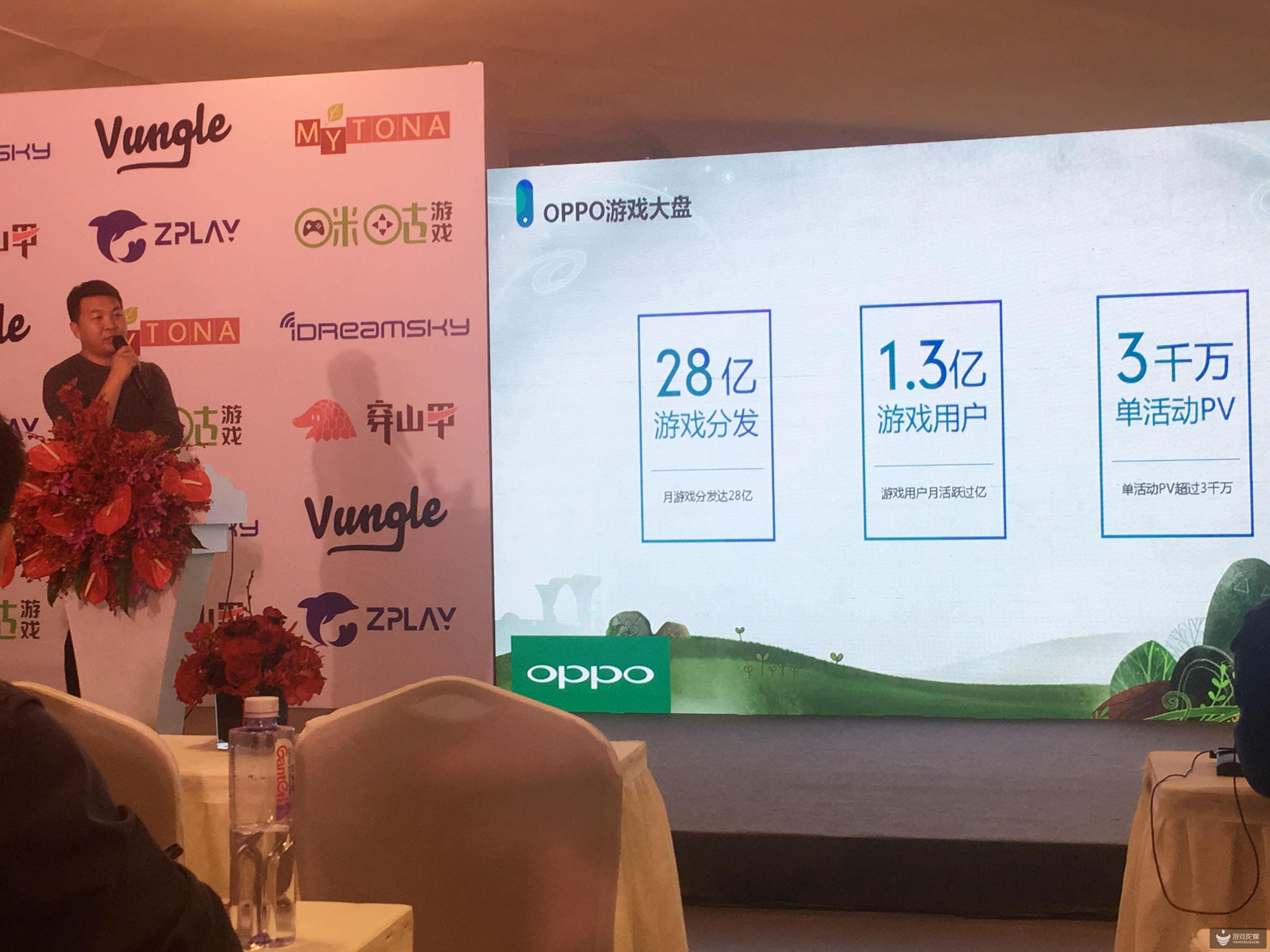 OPPO小游戏用户数量超2000万  19年进军东南亚市场