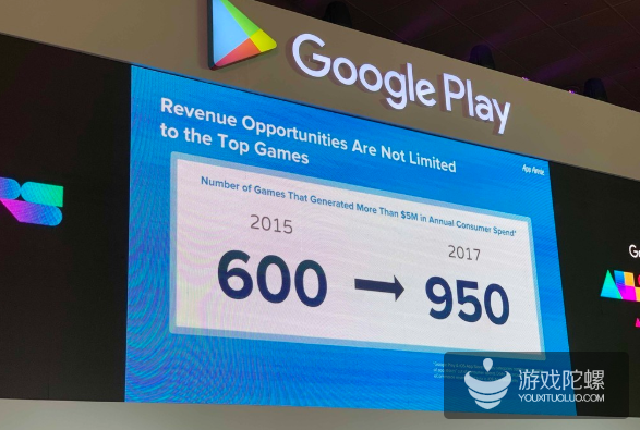 App Annie 首席策略师: 未来五年内,手游市场将迎来大洗牌