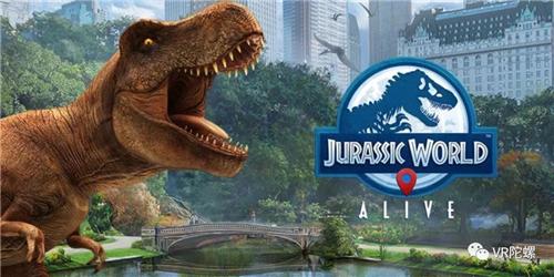5个月收入超3000万美元,AR游戏《侏罗纪世界 Alive》能否成为下一个PMGO?