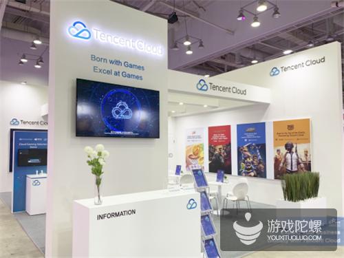 腾讯云盛大亮相韩国游戏展G-STAR  携手合作伙伴开拓全球市场