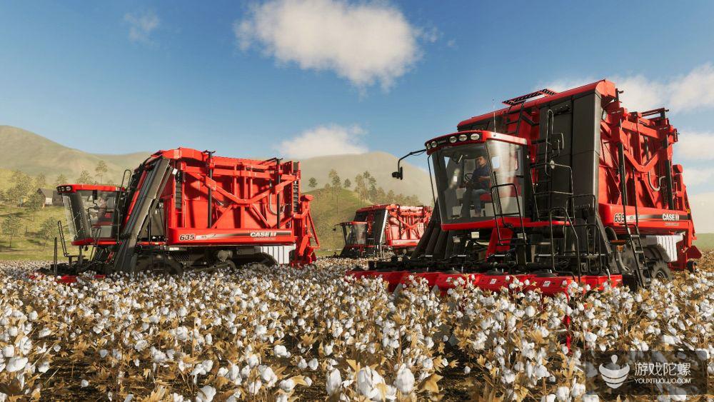 秋季特惠打折促销,《模拟农场19》成功登顶 | Steam周榜