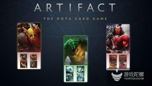 V社新作《Artifact》成功登顶,《绝地求生》排名上升至第二 Steam周排行榜