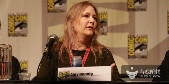 前《神秘海域》创意总监Amy Hennig获GDC终生成就奖
