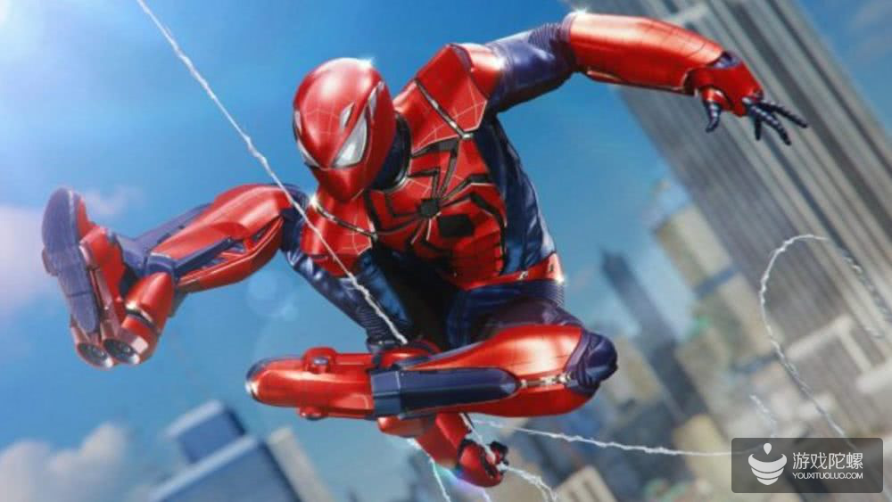 外媒Twinfinite 评选出2018年最佳主机独占游戏:《蜘蛛侠》