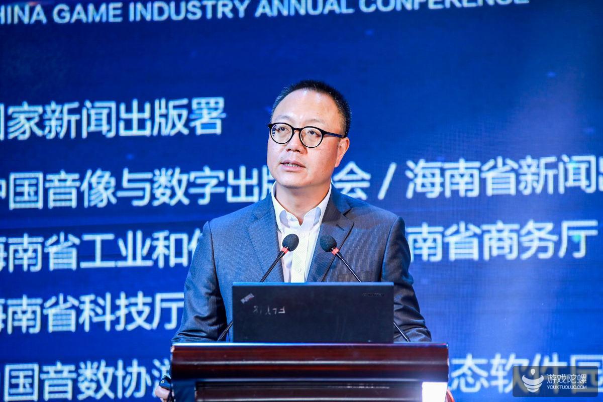 完美世界首席执行官萧泓:游戏企业的胸怀与责任