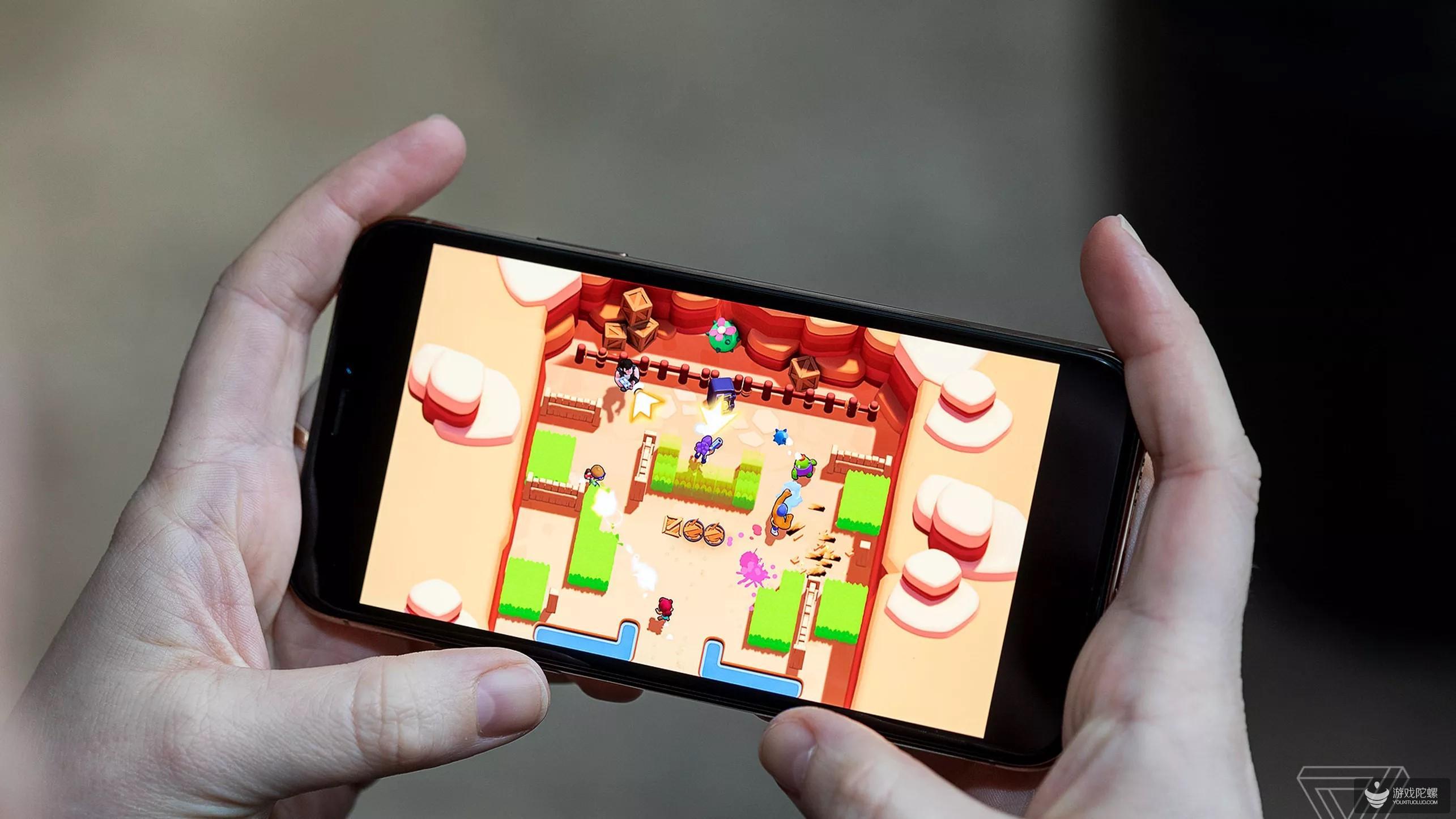 Supercell三款手游霸占Top10:中重度手游接管美国iOS榜头部