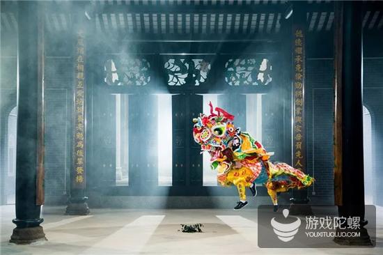 传承200多年的民间艺术,这部品牌片成为连接玩家与传统文化的桥梁