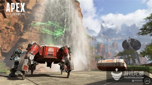 免费吃鸡游戏《Apex英雄》上线7天玩家破2500万,EA股价回升