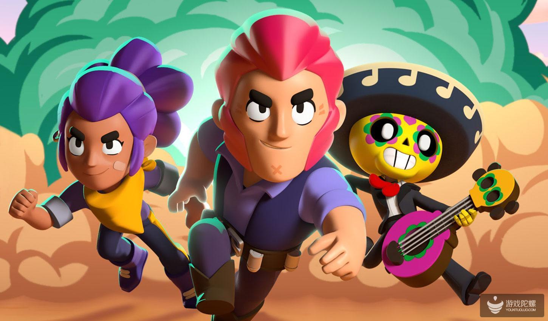 一月全球手游报告:《荒野乱斗》收入超5000万美元,又有新超休闲游戏成下载冠军