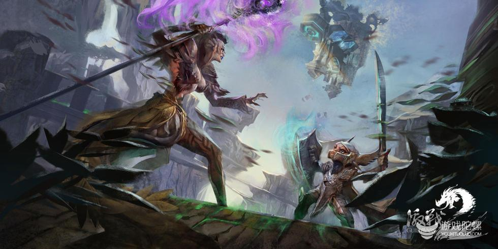 《激战2》开发商ArenaNet证实裁员 将不再开发游戏
