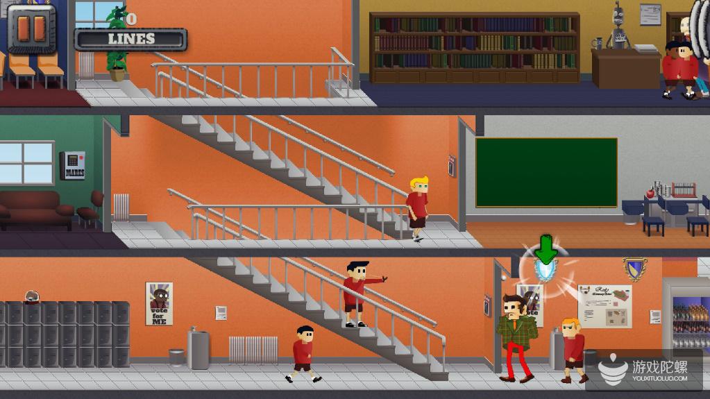 专访Team 17:逃脱者系列的灵感其实来自一款校园游戏?!
