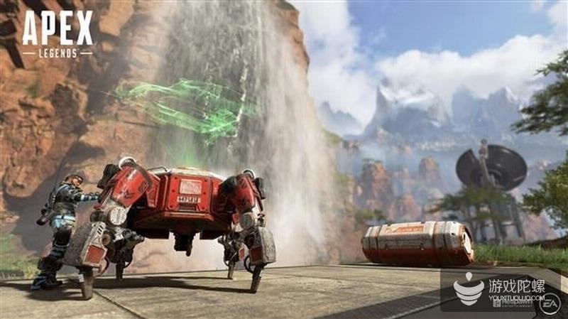《Apex英雄》外挂泛滥 国外玩家呼吁封锁中国区玩家