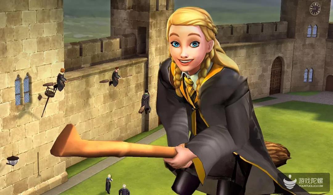 《哈利波特: 霍格华茲之谜》上市至今流水超过1亿美元