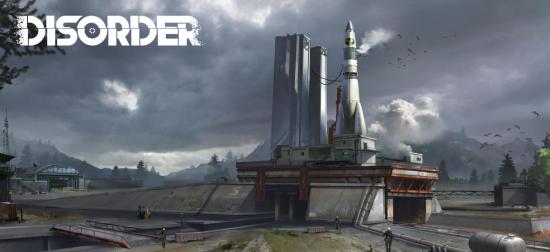 网易新作《Disorder》首曝,值得期待的射击手游!