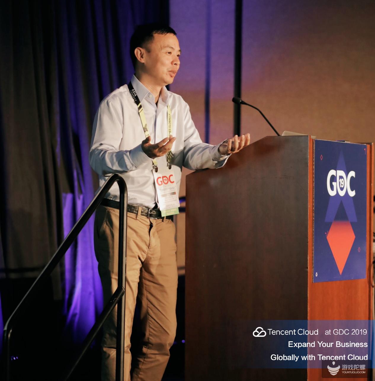"""聚焦GDC 2019,腾讯云的""""星辰大海"""""""