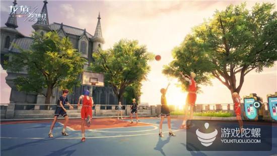 腾讯旗舰级手游《龙族幻想》暑期上线,探索开放世界玩法移动端实现路径