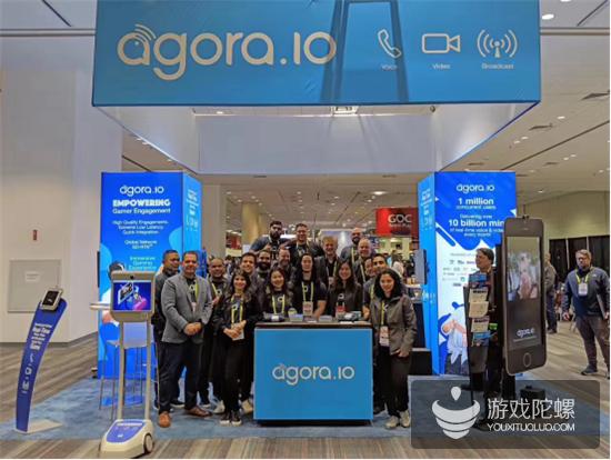 声网Agora亮相2019GDC, 哪些黑科技席卷了GDC?