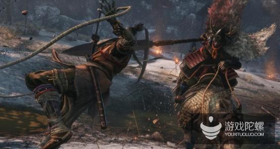 《只狼》表现爆表 登顶多地区Xbox付费游戏排行榜