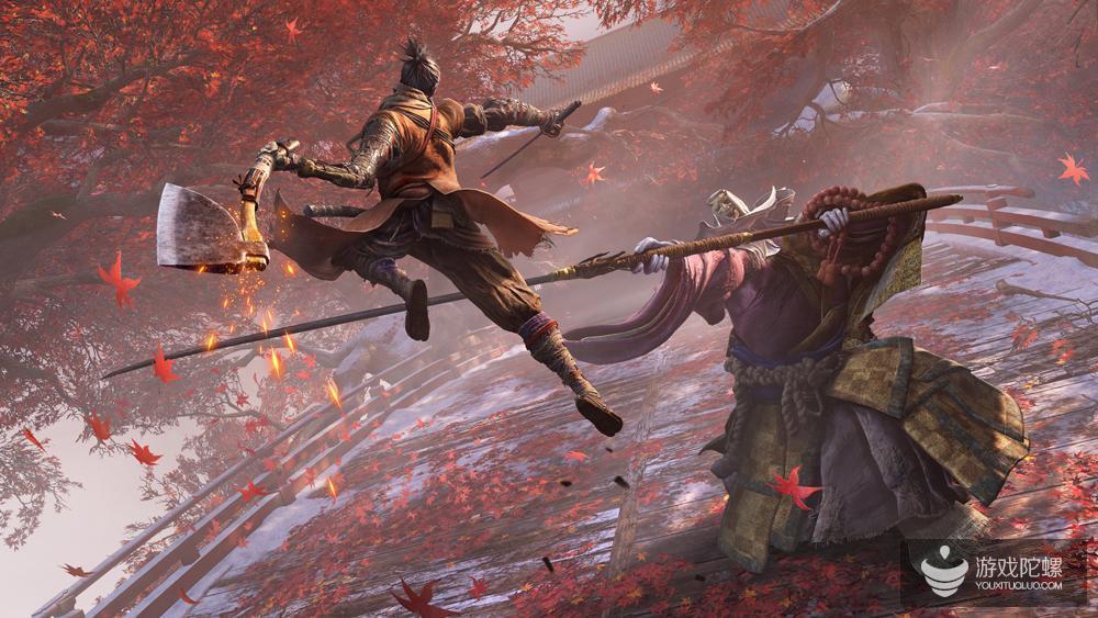 动视:《只狼:影逝二度》发售10天全球销量突破200万份
