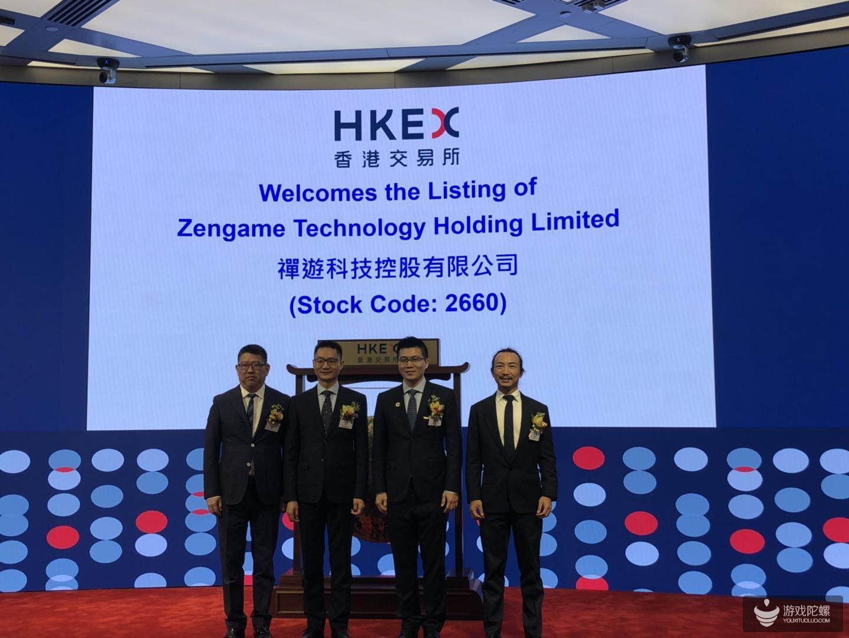 禅游科技香港正式IPO,曾研发《真人天天斗地主》等棋牌游戏