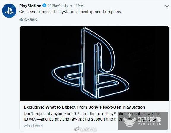 索尼下一代PS官方情报曝光:已经有工作室开始用开发机做游戏了