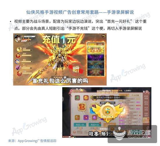 Q1手游买量报告:5151款游戏投放广告,视频形式成新趋势
