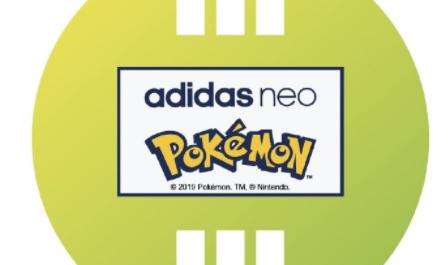 adidasneo将与《精灵宝可梦》展开跨界联动