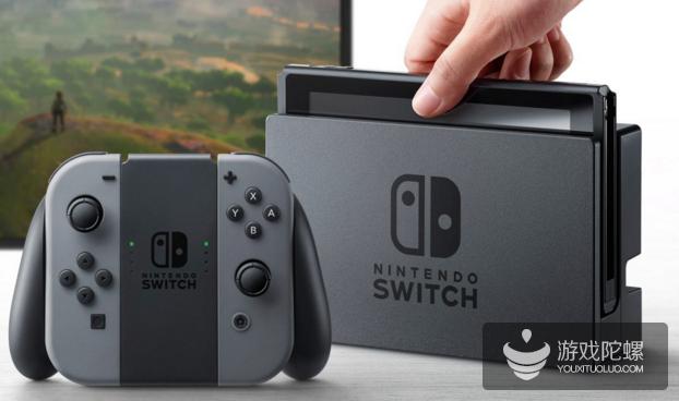 Switch总销量超越N64 全球已销售3315万台