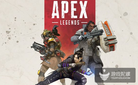 《Apex英雄》Twitch观看人数直线下滑 已跌出前十
