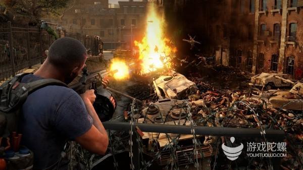 《僵尸世界大战》首周销量突破100万 官方致谢Epic